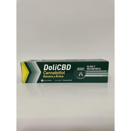 DOLICBD CREMA 1 TUBO 60 ML