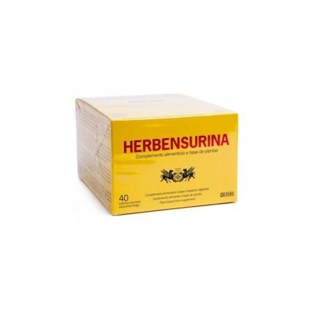 HERBENSURINA DEITERS 1.5 G 40 FILTROS