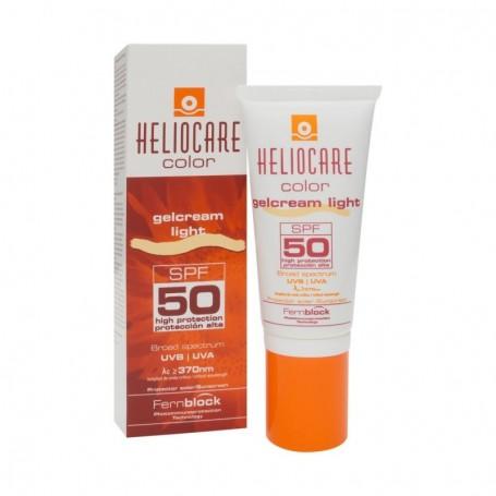 HELIOCARE SPF50+ GEL CREMA LIGHT 50 ML