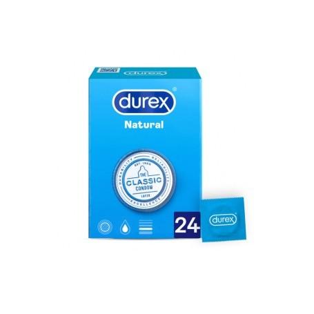 DUREX NATURAL PLUS 12 U 2ª UND 50%